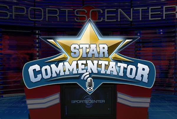 ESPN Star Commentator