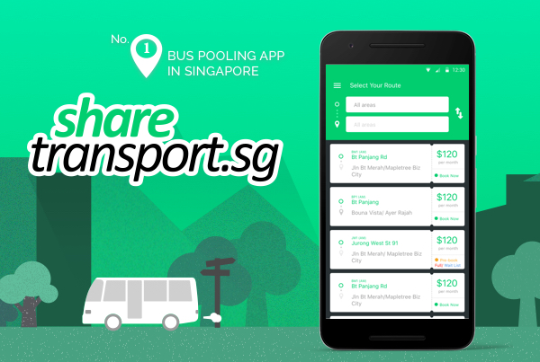 ShareTransport.sg App