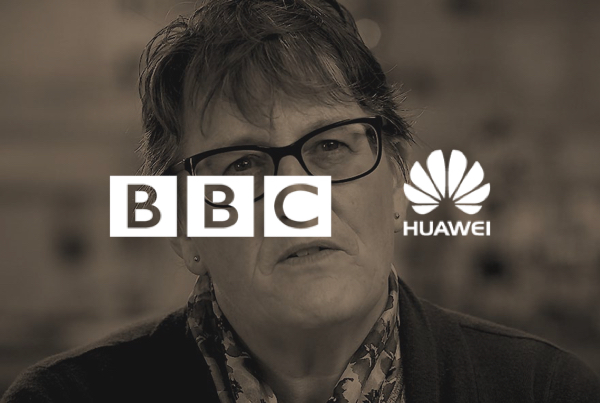 Huawei's Campaign by BBC