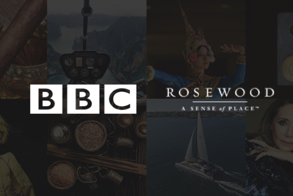 Rosewood Hotel campaign by BBC